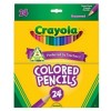 COLOUR PENCIL CRAYOLA PK24 68-4024