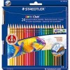 COLOUR PENCIL STAED PK24 144NC24
