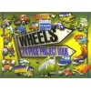 PROJECT BOOK 24PG 8MM WHEELS 140850