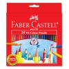 COLOUR PENCIL FABER TRI GRIP BX24 115854