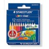 COLOUR PENCIL STAED HALF PK12 144 01NC12