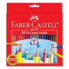 COLOUR PENCIL FABER TRI GRIP BX24 115855