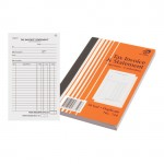 INVOICE BOOK OLYMPIC 724 8X5 DUP
