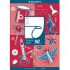 SCIENCE BOOK A4 96PG GRAPH/FEINT 108960