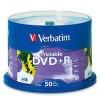 DVD+R VERBATIM PRINTABLE SPINDLE50 95136