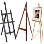 Easels & Supplies