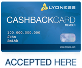 Lyoness Cash Back Card